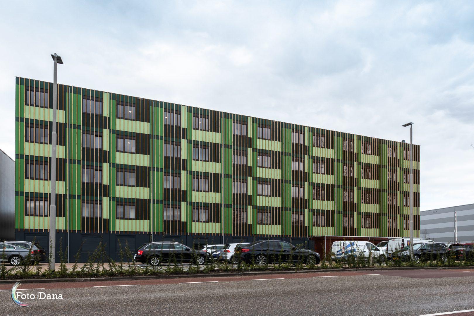 migrantenwoningbouw modulaire bouw Zaandam